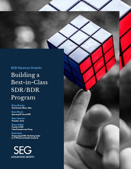 Best-in-class-SDR