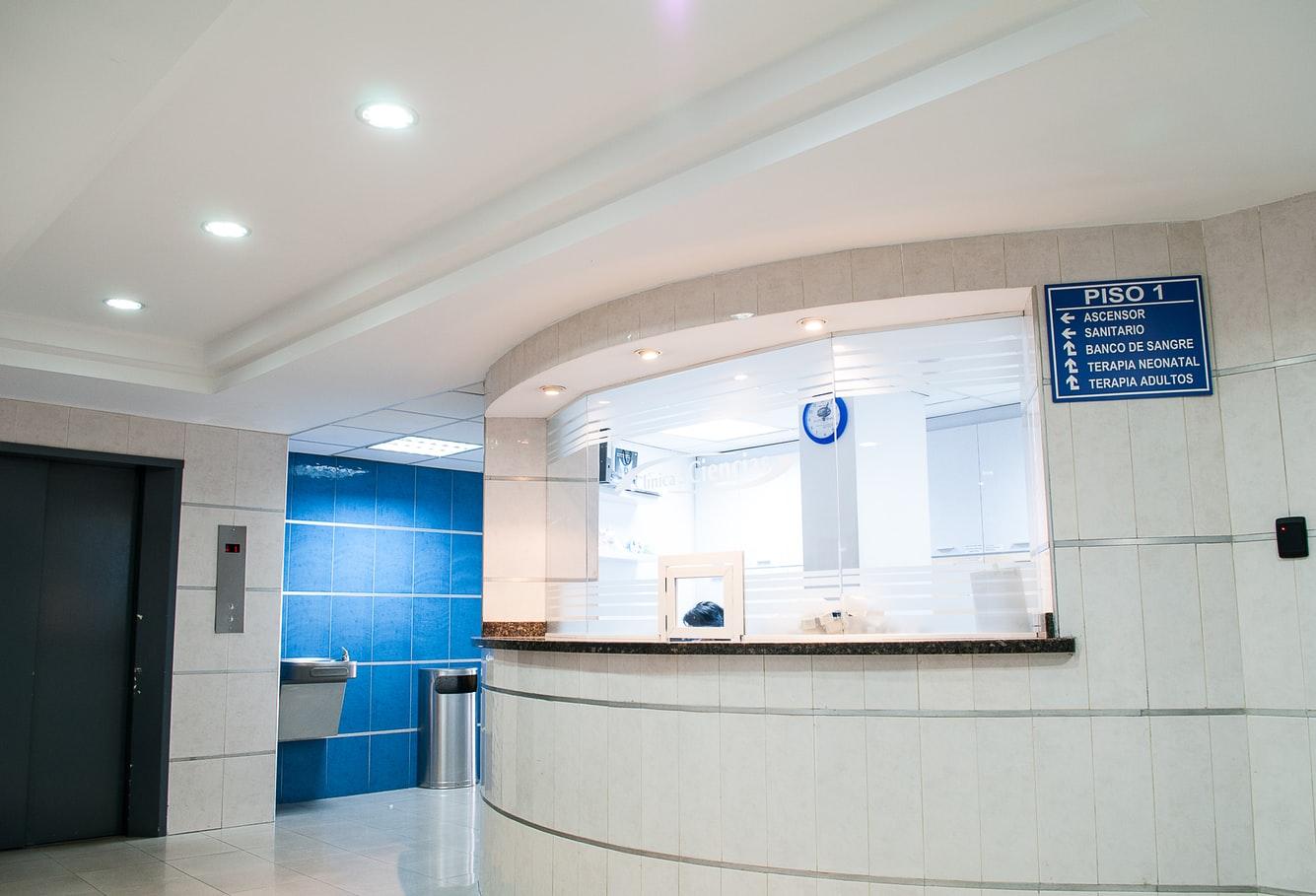 hospital-reception